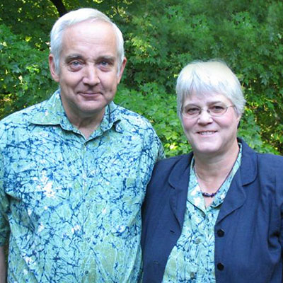 John and Betty Teusink