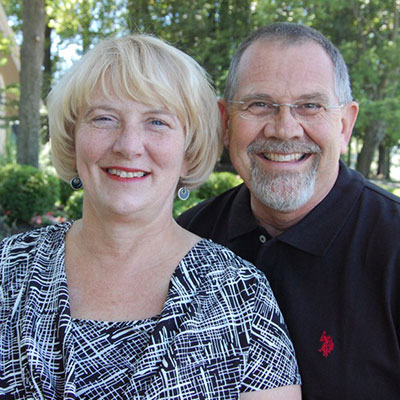 Tim and Barb Vermilyea