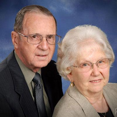 Bill and Lois Carmichael