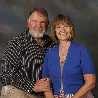 Bill & Terri Jenkin - CBM