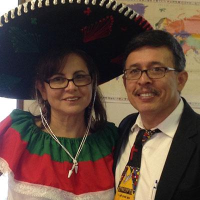 Pepe and Rosina Morales